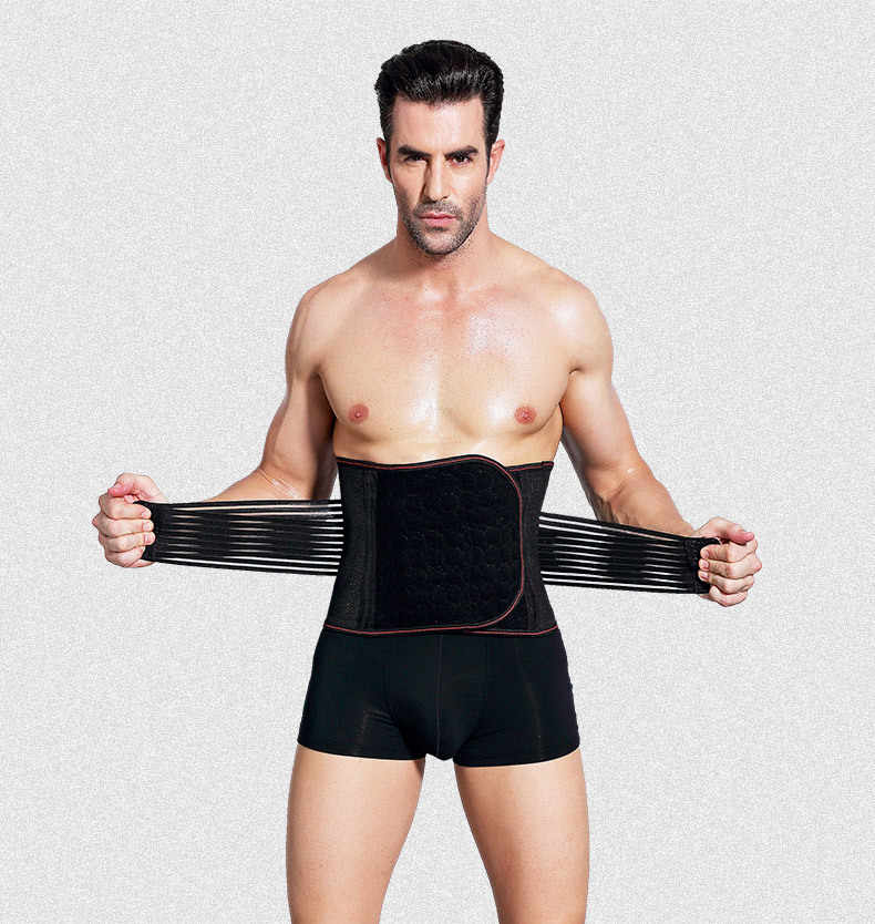슬리밍 벨트 바디 셰이퍼 벨트 거들 모델링 스트랩 복부 지방 연소 배 허리 트레이너 코르셋 shapewear 휘트니스 운동