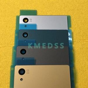 Image 3 - Original Housing Rear Back Battery Door Cover Case With NFC For Sony Xperia Z5 E6603 E6653 E6633 E6683 Z5 Premium E6853 E6883