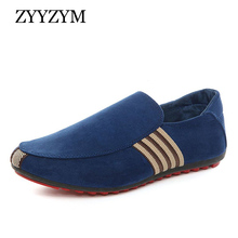 ZYYZYM Spring Autumn Men Casual Shoes Light Breathable Fashion Loafers Driving Doug Shoes For Man zyyzym men casual shoes pu leather fashion trend light flat driving loafers shoes for man hot sales