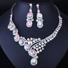 Женские серьги с кристаллами farlena ювелирные украшения для