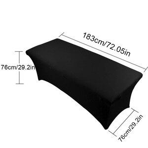 Image 5 - Elastische Wimper Extension Lakens Cover Speciale Rekbaar Bodem Cils Tafel Blad Voor Professionele Lash Bed Make Salon