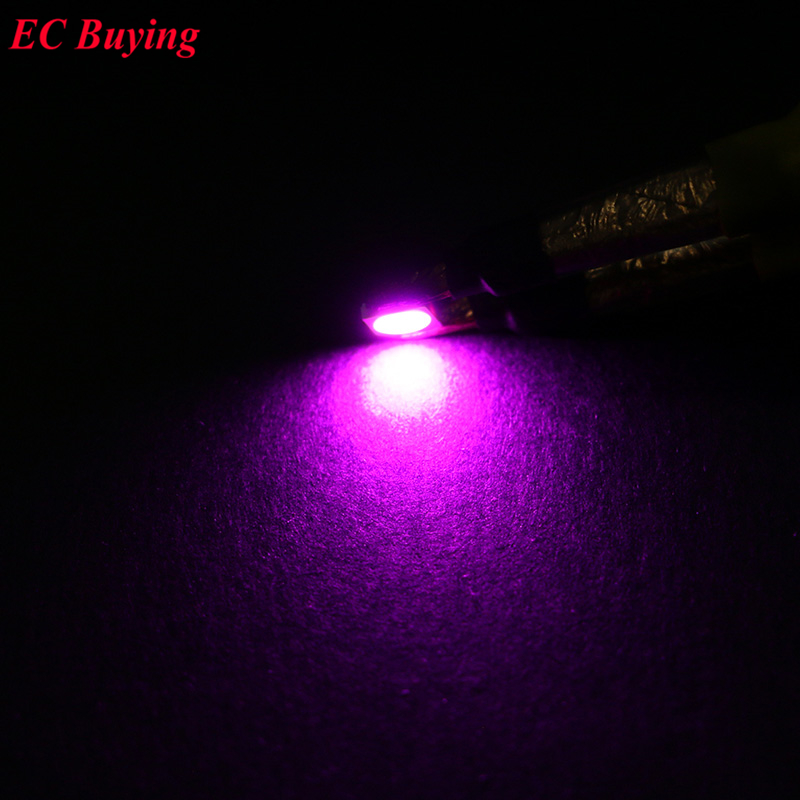Electronic Components & Supplies Diodes 50pcs Ultra Bright 5050 Led Smd Rgb Chip Surface Mount Light-emitting Diode Led Smt Bead Lamp Light Diy Practice Colorful