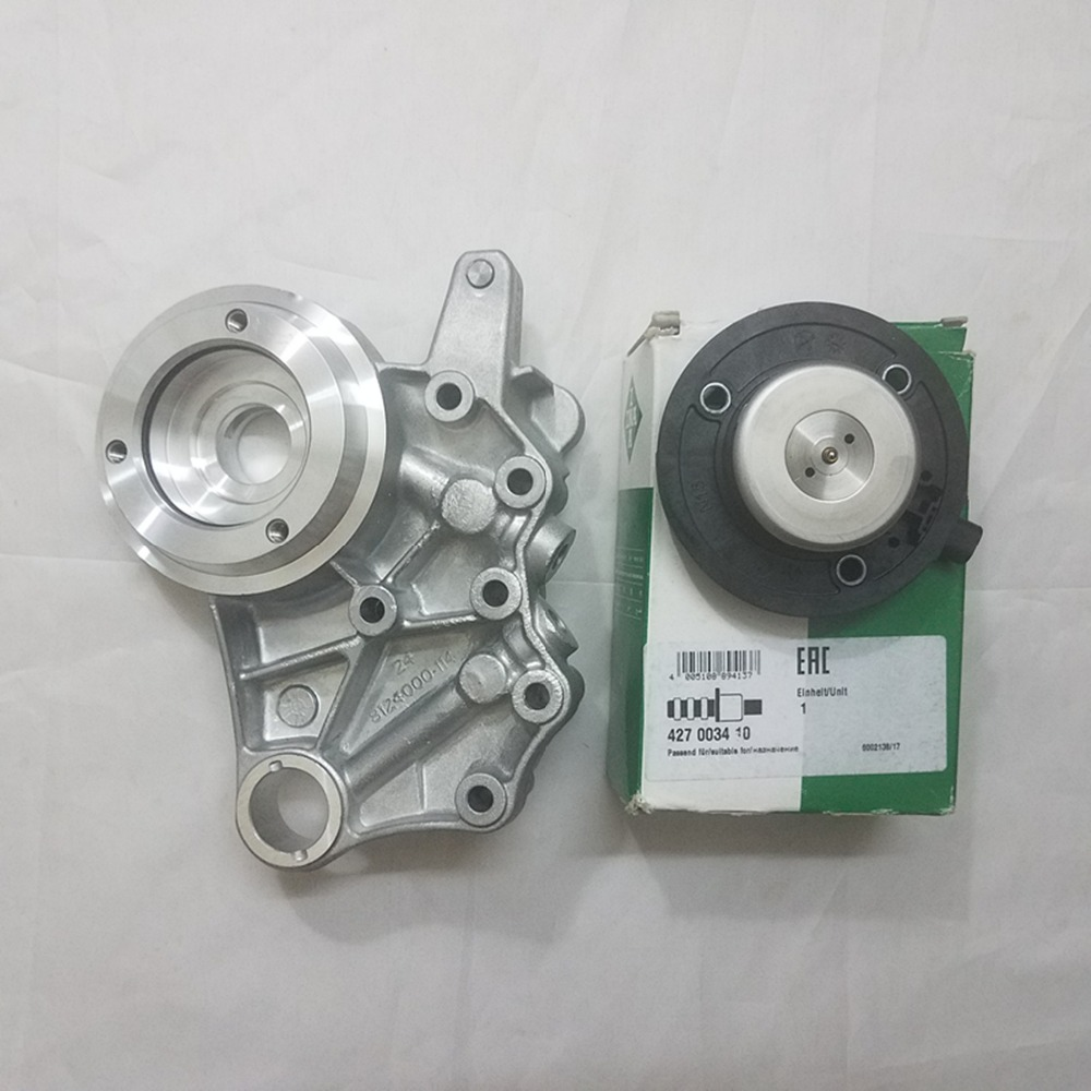 New Genuine Camshaft Adjust Magnet + Camshaft Bridge Bracket For AUDI A3 A4 A5 Q5 VW Passat Tiguan CC 1.8 2.0 TSI  06L109259