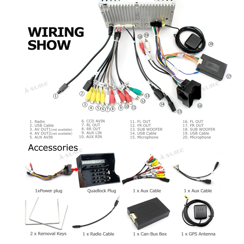 A Sure Android 60 Car Radio Gps For Vauxhall Opel Astra Vectra Wiring Lead Harness Adapter Iso Replacement Corsa Dab Sat Nav Navi Dvd Player In Multimedia From Automobiles