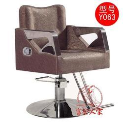 Y063 can lift European beauty salon haircut stool. Put down the chair