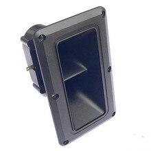 Haut-parleur accessoires, En Plastique Électrique corne haut-parleur des aigus tweeter haute-terrain tube, livraison gratuite