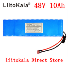 LiitoKala 48V 10ah 13s3p High Power 18650 Battery Electric Vehicle Motorcycle DIY BMS Protection