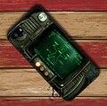 Pipboy 3000 queda para fora da tampa do caso para o iphone 4s 5 5s se 5c 6 6 s 7 além de ipod 5 6 samsung s3 s4 s5 mini s6 s7 edge mais nota 3 4 5