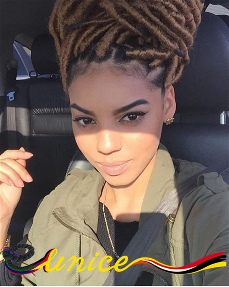 Fine Aliexpress Com Buy Goddess Synthetic Dreads Faux Locs Free Hairstyles For Men Maxibearus
