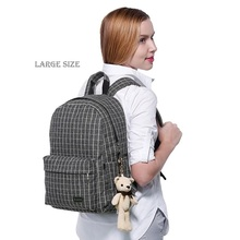 fashion plaid baby changing nappy mummy maternity travel diaper bag organizer mom mother bags backpack baby