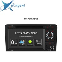 For Audi A3 S3 2004 2005 2006 2007 2008 2009 2010 2011 Car Intelligent Multimedia Player Auto Radio DVD GPS Navigator Android PC