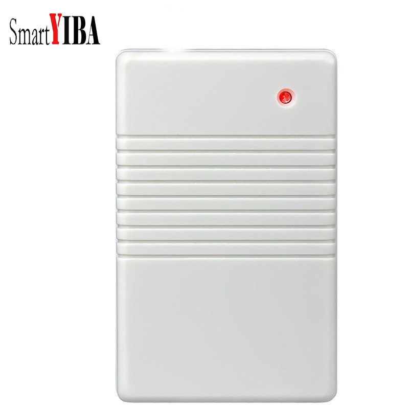 SmartYIBA Wireless Signal Repeater 433 MHz Signal Stronger Transmitter Signal Extender Signal Enhance For Home Alarm System
