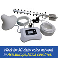 New smart 3G signal repeater ,top quality wcdma 2100mhz 3G mobile signal booster work for Russia...etc Asia,Europe and Africa