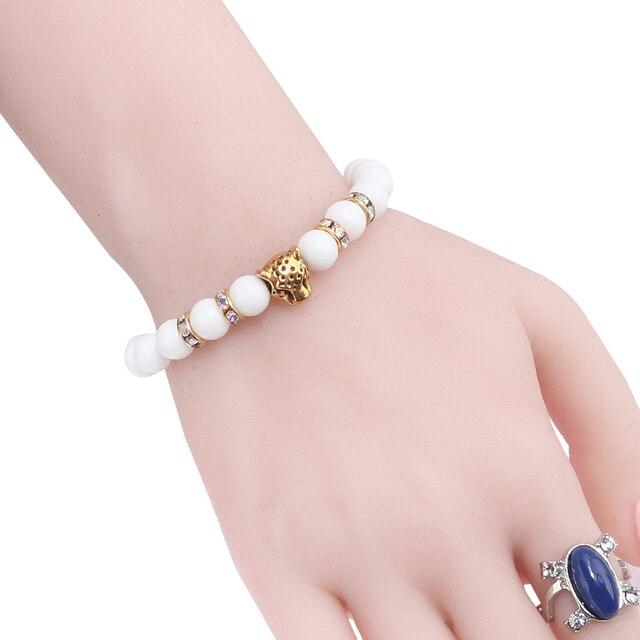 Bracelet Pierre De Lune Pas Cher