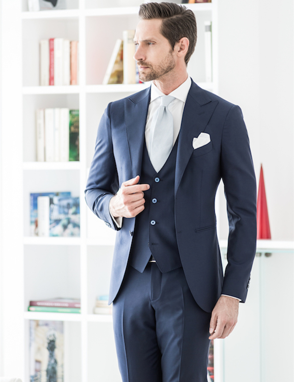 Online Buy Wholesale cheap fitted suits from China cheap fitted ...