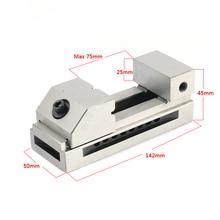 """"""" 2 дюймовая Высокая точность тиски быстро движущиеся тиски CNC тиски Gad щипцы простые тиски для поверхностного шлифования фрезерный станок EDM"""