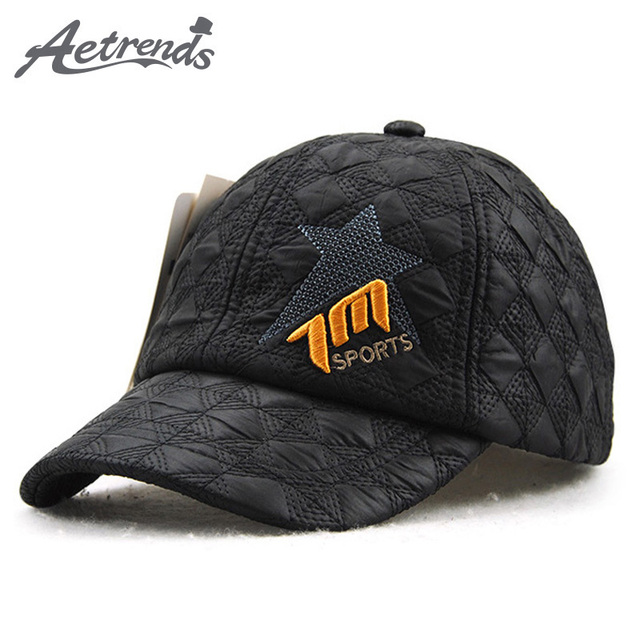 AETRENDS  6~7 year old children s baseball caps black a cap for a boy  sports hip hop snapback vintage football hat brand Z-3390. 1 order b4abcbd32949