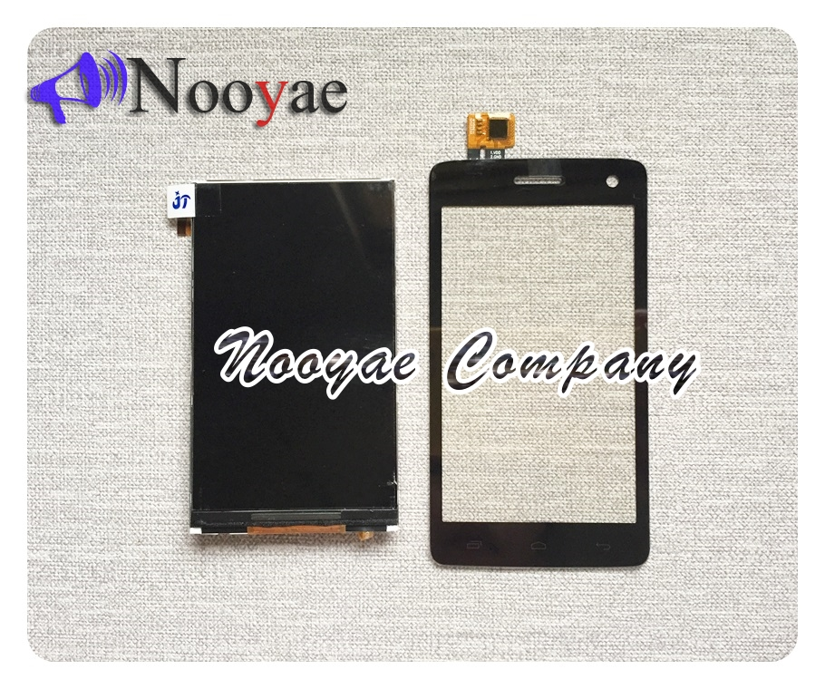 For Fly IQ4490i fs404 fs407 fs454 fs406 IQ436i LCD Display Screen + Touch Digitizer Glass Sesnsor Panel image