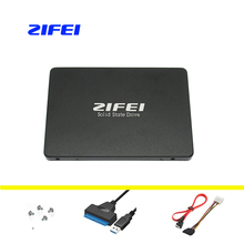 ZIFEI 240GB 120GB SATAIII TLC Flash 2.5 HD HDD SSD Hard Drive Disc Solid State Disk