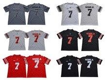 Ohio State Buckeyes  7 Dwayne Haskins Jr. College Football Jersey Size  S-XXXL 45e1664bd