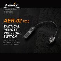 New Arrival Fenix AER 02 V2.0 zdalny przełącznik ciśnienia dla latarki taktyczne w Akcesoria do przenośnych lamp od Lampy i oświetlenie na