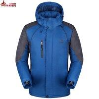 UNCO BOROR New Winter Jacket Men Hooded Coats Keep Warm Outerwear Mens Windbreak Snow Parka Coat