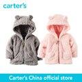 Carter 1 unids bebé niños de la Chaqueta Con Capucha Sherpa 127G238, vendido por carter oficial China tienda