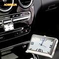 AOSRRUN бортовой кварцевые часы автомобильные аксессуары для Mercedes Benz c-класс W205 C200 C260 C300 2015 GLC a-класс e-класс GLK GLA