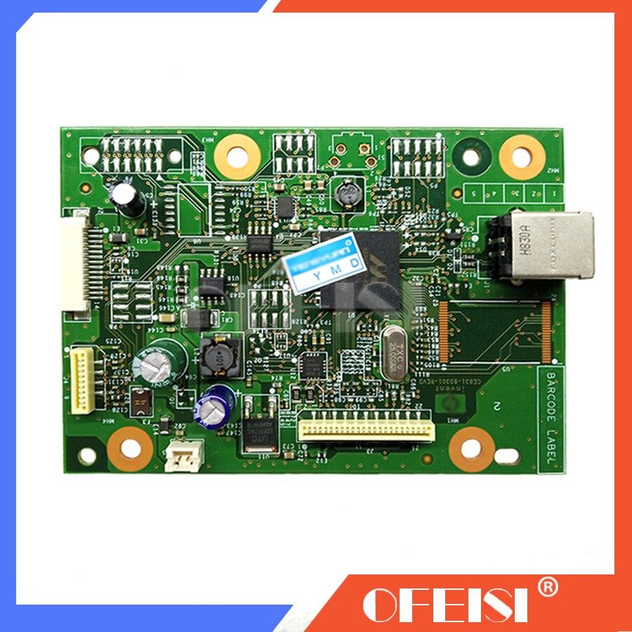 CE831-60001 Formatter PCA Assy placa formatadora lógica placa principal placa base para HP M1136 M1132 1132 1136 M1130
