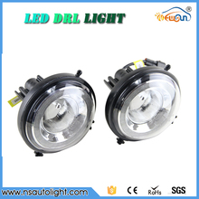 СВЕТОДИОДНЫЕ Дневные Ходовые Огни DRL Передняя противотуманная фара лампа внешний лампы для MINI R55 R56 R57 R58 R59 R60 ультра яркий