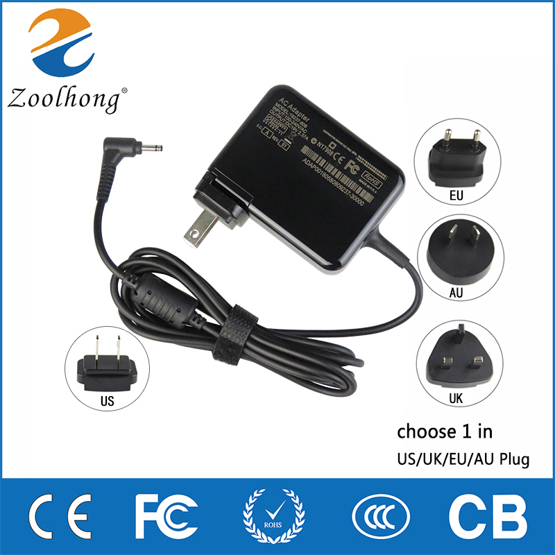 19V 2.37A Laptop Ac Adapter Charger For Acer Spin 3 SP315-51,Spin 5 SP513-51 SF5