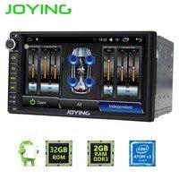 7 Joying 2GB 32GB 2 Din Quad Core Universal Car Audio Stereo Radio Android 6 0