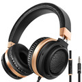 Sound Intone C9 3.5 ММ Проводные Наушники Над ухом Стерео Бас с Микрофоном и Регулятор Громкости Гарнитуры для iPhone Android Телефон