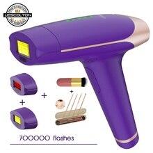 700000 times Lescolton depiladora Laser Hair Removal Machine Epilator Bikini Trimmer Electric epilator women