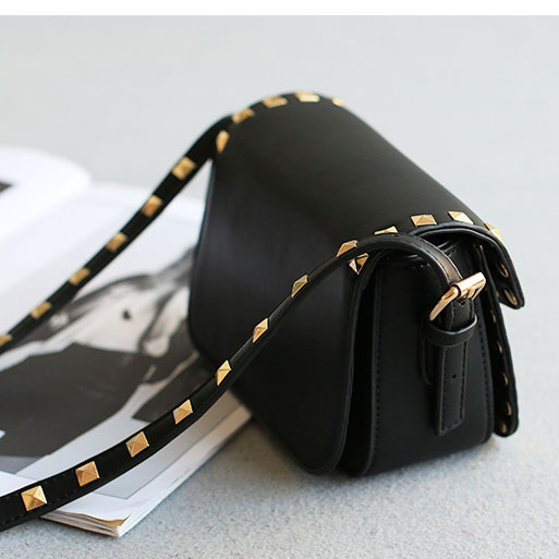 Online Shop monedero cartera Pouch Mini Studded Sling Bag Punk ...