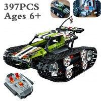 Decool Teknİk Serisi RC Parça Uzaktan-kontrol Yarış Arabası Set Yapı Taşları Tuğla Eğitici Güzel Hediyeler Oyuncaklar 42065 XD140