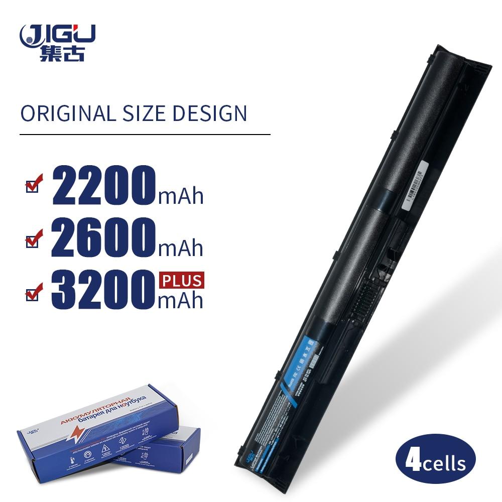 JIGU Laptop Battery KI04 HSTNN-DB6T 800010-421 HSTNN-LB6S 800049-001 For HP Pavilion 14 15 17 17-g000 17-g099