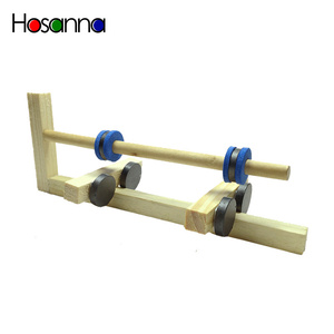 Science Wooden Kids Toys Magne