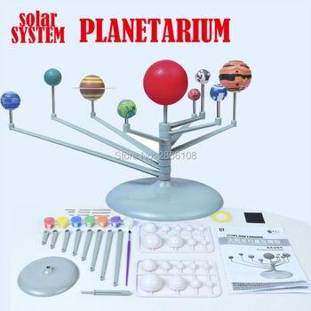 Набор для моделирования гелиосистемы, модель «планетарий»