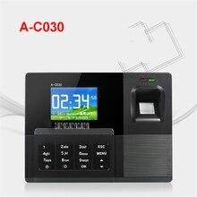 Punch-Card-Machine Fingerprint Attendance A-C030 5v
