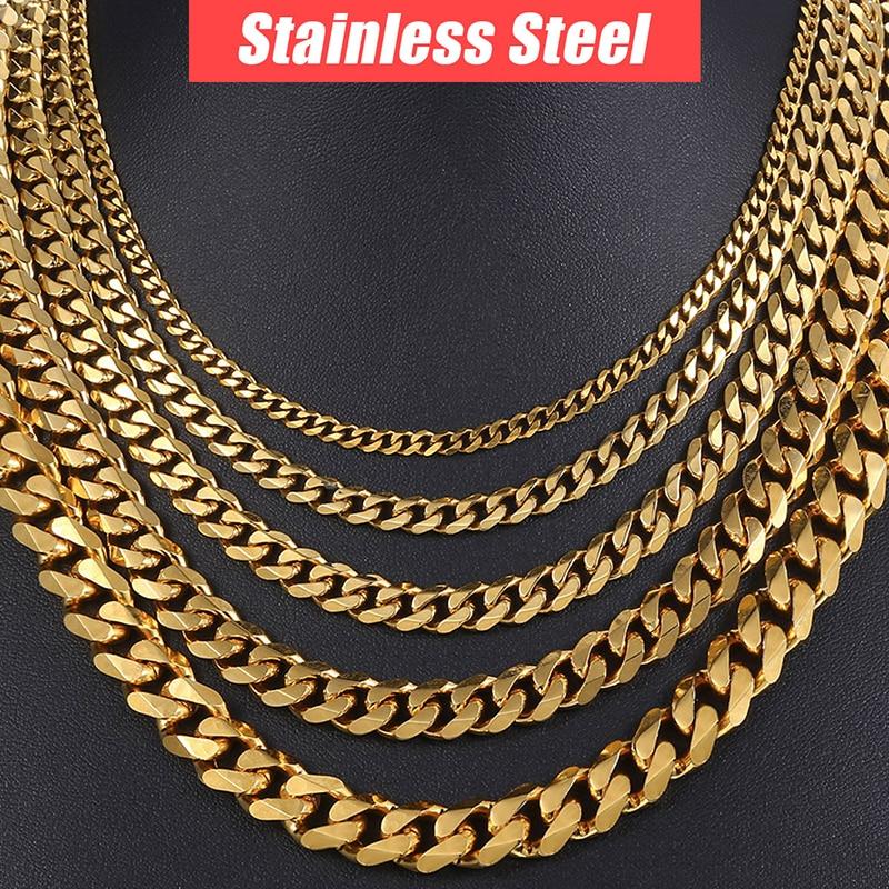 Εξατομικευμένη κολιέ Hiphop ανδρών από - Κοσμήματα μόδας - Φωτογραφία 4