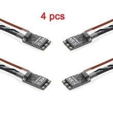 4PCS Hobbywing XRotor Micro No BEC 20A 30A 35A BLHeli Mini ESC Support OneShot125 w Wires