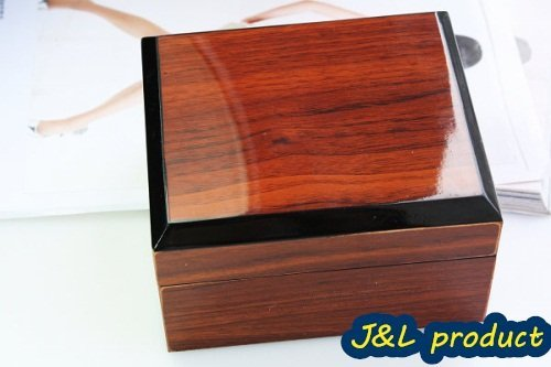 Wholesales 4pcs/Lot high-grade wooden wristwatch box, watch display case, gift box, free shipping