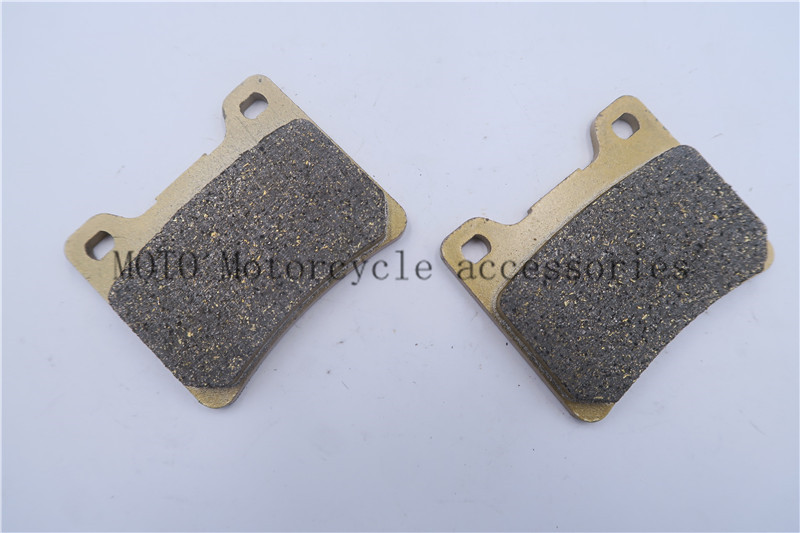 Motorcycle Rear Brake Pads For Yamaha XVS 1100 A Dragstar Classic 00-07 YZF 1000 R Thunderace 96-02 BT 1100 P/R/S/T/V Bulldog 02