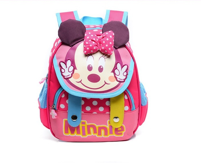Brand Design Children's Cute Backpacks Little Girls Sweet Cartoon ...