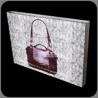 TY DX наружной рекламы светодио дный световой короб с подсветкой алюминиевая рамка для фото меню светодио дный плакат с подсветкой рама окна