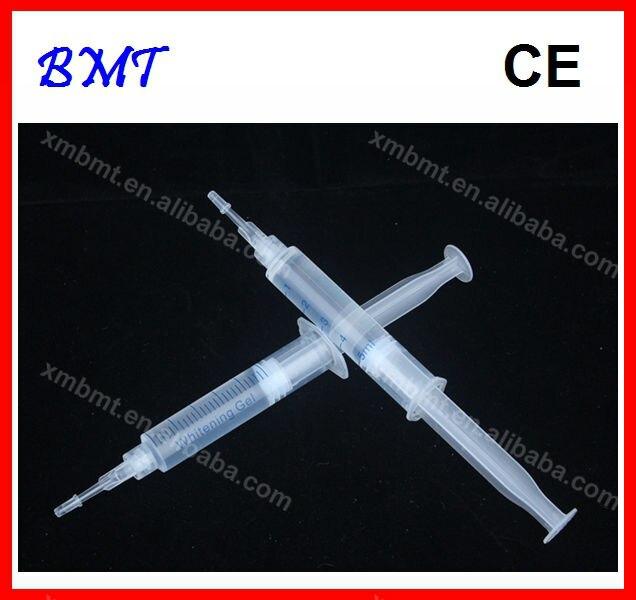 100 pcs lot Pro Teeth Whitening Soluction Strongest Dental Bleaching Tooth Syringe Gel 6 35 HP