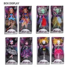 MONSTER HIGH Original Doll Toys For Children Lol Dolls For Girls MONSTER HIGH Lol Original Dolls цена