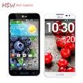 100% Оригинал LG Optimus G Pro F240 F240L Открыл мобильный телефон 2 ГБ RAM + 32 ГБ ROM 1.7 ГГц, 13MP камера с 4 Г LTE Телефон Бесплатно корабль