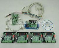 Free Shipping CNC 4 Axis 3 5A TB6560 Stepper Motor Driver Controller Board Kit For Nema23